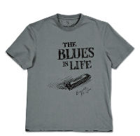 Аrdimusic The Blues is Life тёмная размер S (40)