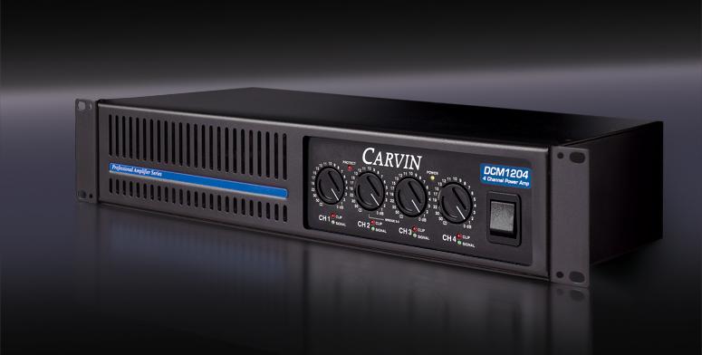 CARVIN DCM1204-E