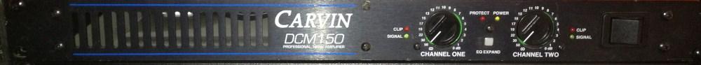 CARVIN DCM150