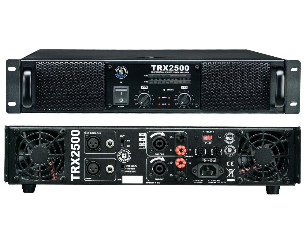 TOPP PRO TRX 2500