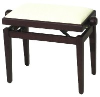 GEWA pure Piano bench FX Rosewood