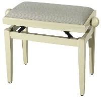 GEWA pure Piano bench FX Ivory