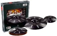 PAISTE Black Alpha JJ Hyper Set