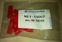 SENNHEISER MZ 2-3 GOLD