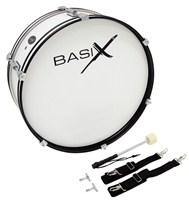"""BasiX Junior Bass Drum 22"""" х 7"""" P/U 2"""