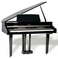 Galileo Maestro II High Gloss Black