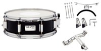 "GEWA Marching Small Drum 14х5""  Black"