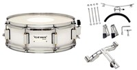 "GEWA Marching Small Drum 14х5"" White"