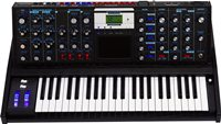 Moog Minimoog Voyager  Electric Blue V-3