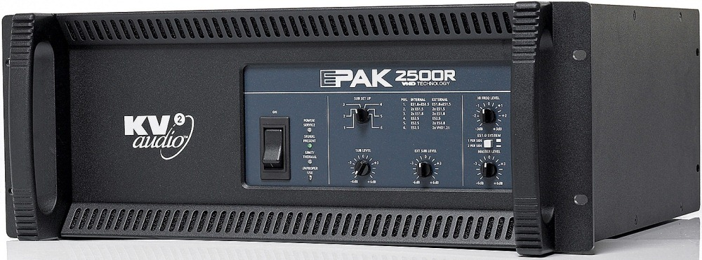 KV2Audio EPAK2500R