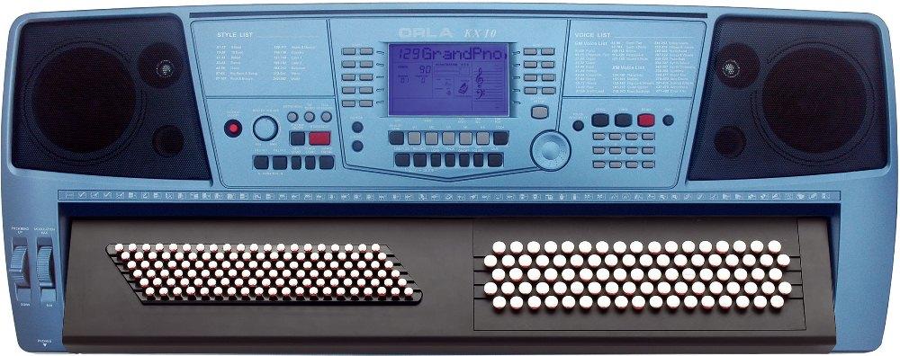 ORLA KX 10 Button Accordion