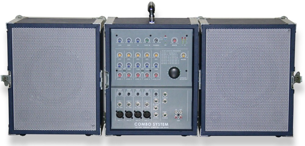 VOICE SYSTEMS Combo Pro