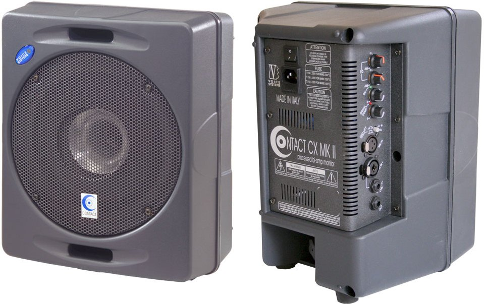 VOICE SYSTEMS Contact CX MK II
