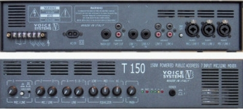 VOICE SYSTEMS T-150