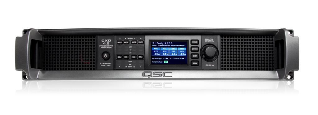 QSC CXD4.5