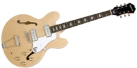 EPIPHONE CASINO NATURAL