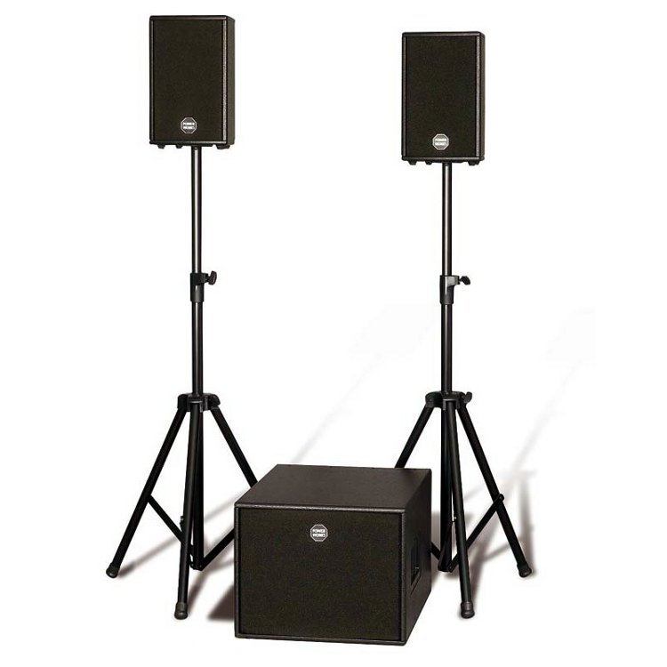 HK AUDIO PowerWorks Soundhouse One System