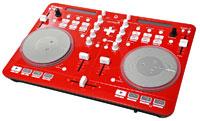 VESTAX Spin 2 RED