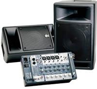 Мобильные акустические системы YAMAHA