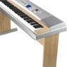 Коллекция Синтезаторы с автоаккомпанементом DGX - 7 наименований стоимостью от 24820 до 78600 рублей. Высокое качество звука пианино и фортепиано предлагает компания Yamaha, изготовив синтезатор серии  DGX с автоаккомпанементом, взвешенной клавиатурой 76-88 клавиш стандарта Graded Hammer и динамической чувствительностью, делая его ещё более похожим на пианино. Функциональность синтезатора повышается благодаря использованию обучающей системы Yamaha Education Suite.