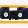 Коллекция Студийные мониторы YAMAHA - 16 наименований стоимостью от 6980 до 69900 рублей